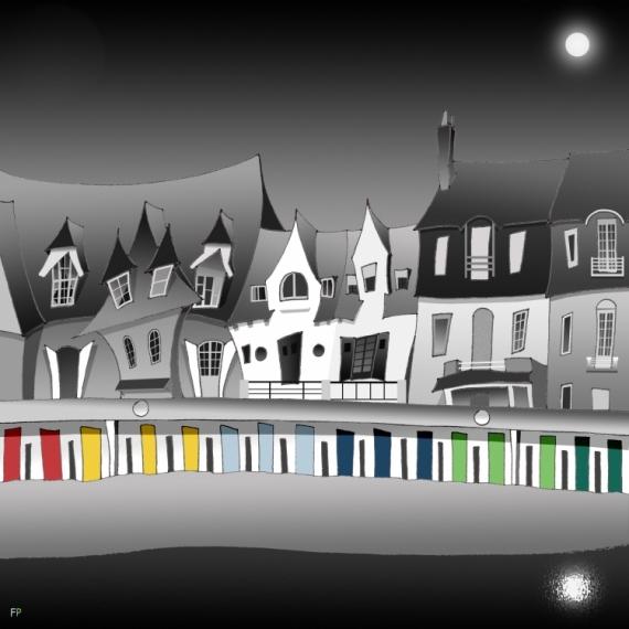 ART NUMéRIQUE Le TOUQUET Plage Architecture  - Le TOUQUET PARIS PLAGE