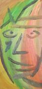 tableau personnages icone dessin personnage homme : Icone colorée