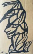 dessin personnages pirate carton loire mauve : Pirate en Meung la Mauve du Loire