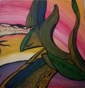 tableau animaux oiseau symbole animaux ciel : Symbolisme d'un oiseau
