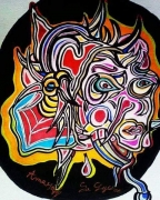 site artistes - Amazeigh Bouzékri
