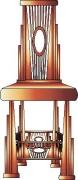 deco design autres chaise creation original meuble : MEUBLE COURONEOSIBO MAH3745
