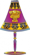 deco design personnages eclairage lampe creation original : LAMPE CAREOTREBOSIBO LAH1094