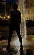 photo scene de genre sensualite eau nice : jeu d'eau n2