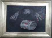 tableau autres bijoux berberes bracelet : Bracelet et Boucle
