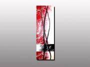 tableau abstrait lepolsk artiste pein moderne abstrait con art action painting abstrait exposition : BRAND (non disponible)