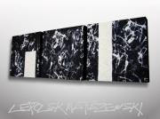 tableau abstrait tableau moderne abst idees cadeaux artist lepolsk matuszewski : NO SMOKING
