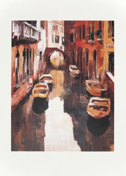 AUTRES Venise Italy MITRO barques Villes  - IL N'Y A PAS DE MIROIR
