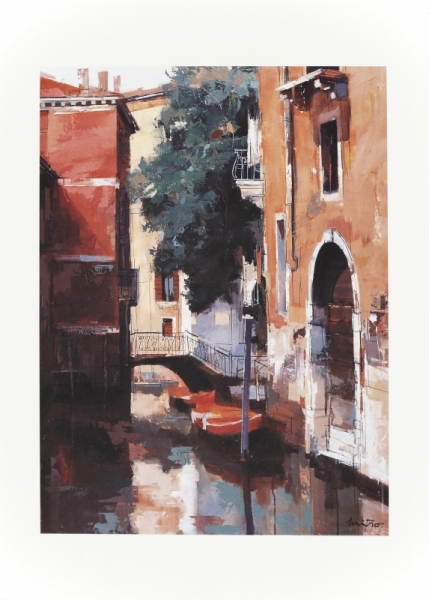 OTHER Venise MITRO ITALY gondoles Architecture  - PASSAGE
