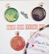 jewelry paysages : pendentifs