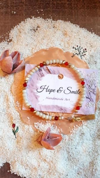 BIJOUX Fleurs  - bracelet