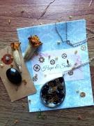 bijoux nature morte : collier
