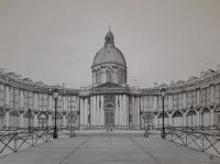 Le Pont des arts et l'académie française