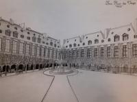 La place des Vosges
