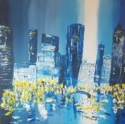 tableau architecture : Blue City