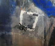 tableau abstrait spirituel : Peinture