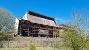 photo architecture usine friches industrielles siderurgie acierie : Siderurgie