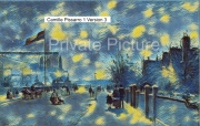 art numerique villes ville crystal palace avenue pissarro : Le Crystal Palace Version 3