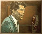 tableau personnages peintures blues peinture blues blues art jazz art : ONE FOR THE MONEY, TWO FOR THE SHOW...