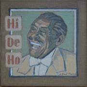 tableau paysages peinture jazz jazz painting peintures jazz peinture blues : HI DE HO