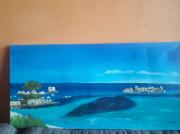 tableau marine : Porto vecchio
