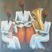 tableau personnages tolerance music jazz fusion : Fusion Jazz