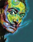 art numerique personnages salvador dali artiste peintre : Salvador Dali