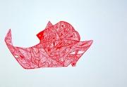 dessin abstrait : Gnossiennes