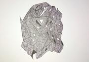 dessin abstrait : Grama