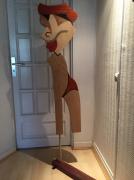 sculpture : KIRI