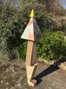 sculpture autres : DÉCALÉ