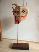 sculpture abstrait : DIABOLIQUE