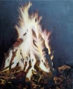 tableau autres feu espoir renaissance revolte : Autour du feu