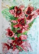 tableau fleurs : For your heart