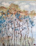 tableau paysages : Douceurs d'automne