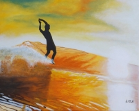 Shade of the Surfer N°9