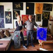 galerie artiste - JENA SANTONI