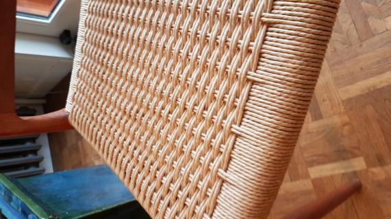 AUTRES chaise cordée corde danoise assise cordée  - Chaise cordée