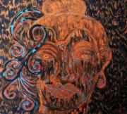 tableau autres tableau spirituel ethnique : Buddha