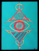 dessin autres dessin symbole : Fibule