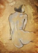 art numerique nu nue corp femme : nue-02