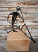 sculpture personnages : Pensée Pour Rodin