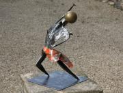 sculpture personnages : Baïlora