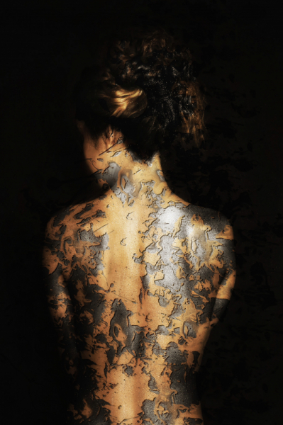 ART NUMéRIQUE art numérique art déco digital art mix media  - Painting Lady