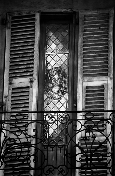 PHOTO fenêtre ancienne fenêtre  - Fenêtre sur...