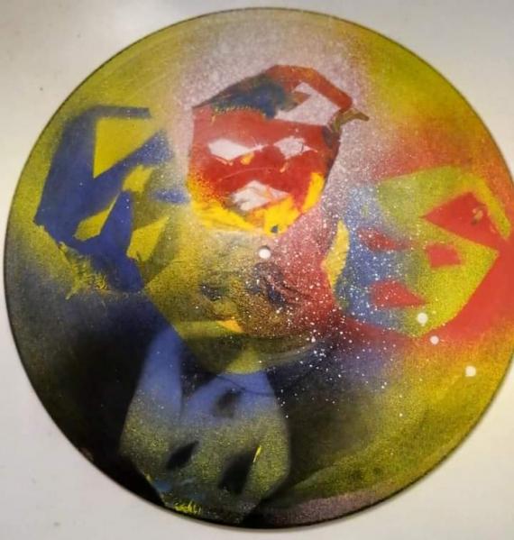 MIXTE Abstrait  - Sfk
