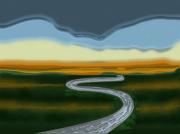 art numerique paysages paysage : paysage 14