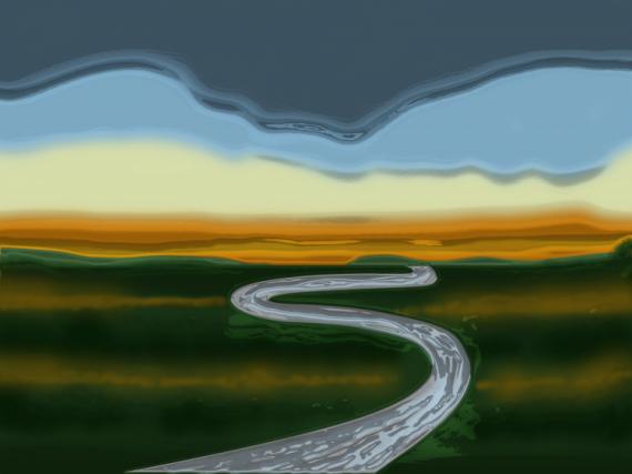 ART NUMéRIQUE paysage Paysages  - paysage 14
