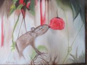 tableau animaux : Petite souris