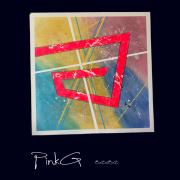 painting abstrait : PinkG